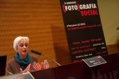 Marta Salgot, representante de la PAH. © Joan Ribó